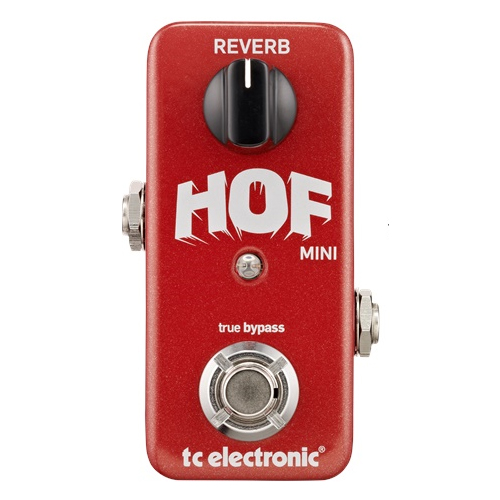[TC Electronic] HOF Mini Reverb 기타 이펙터