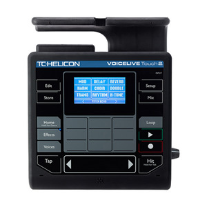 [TC Helicon] Voicelive Touch 2 이펙터