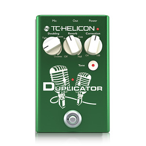 [TC Helicon] Duplicator 이펙터