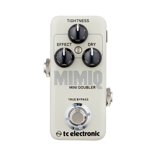 [TC Electronic] Mimiq mini doubler 기타 이펙터