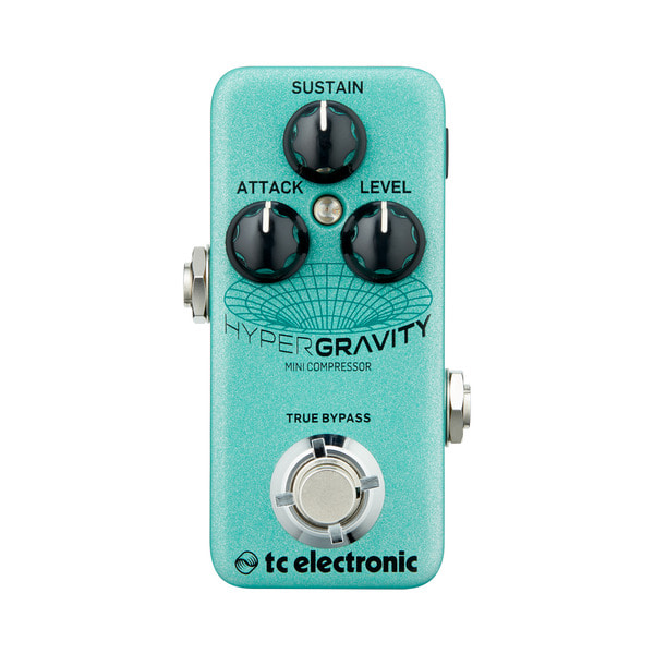 [TC Electronic] Hyper Gravity Mini Compressor 기타 이펙터