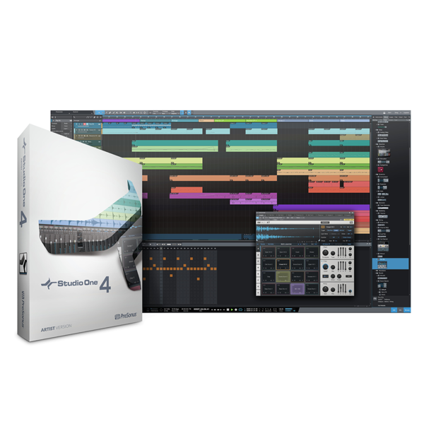 [PRESONUS] Studio One 4 Artist Upgrade (Art→)