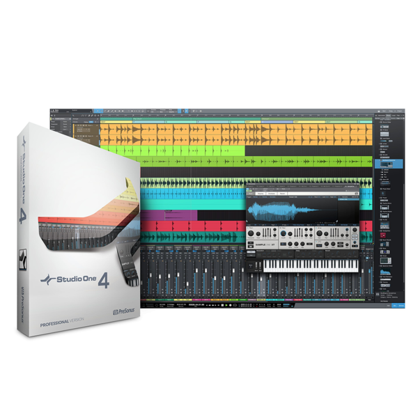 [PRESONUS] Studio One 4 Professional Upgrade (Art all→)