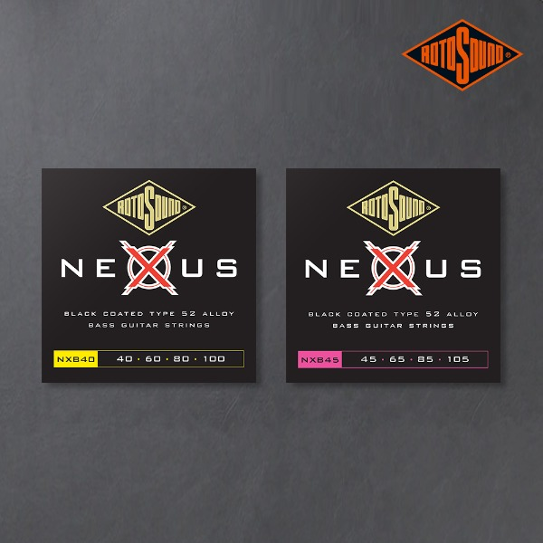 [ROTOSOUND] Nexus Bass Series 베이스 기타 스트링