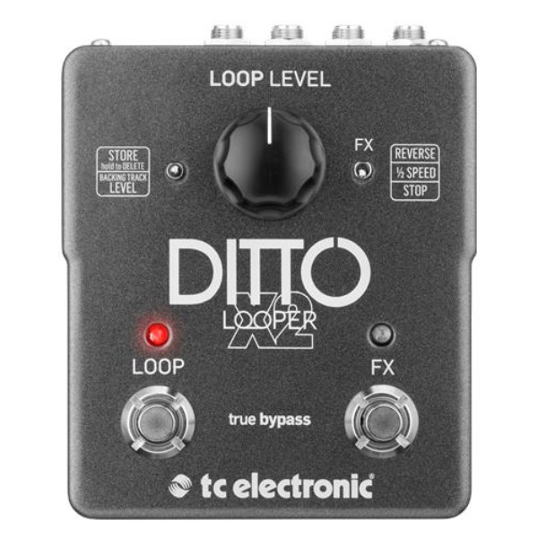 [TC Electronic] Ditto X2 Looper 루퍼 페달