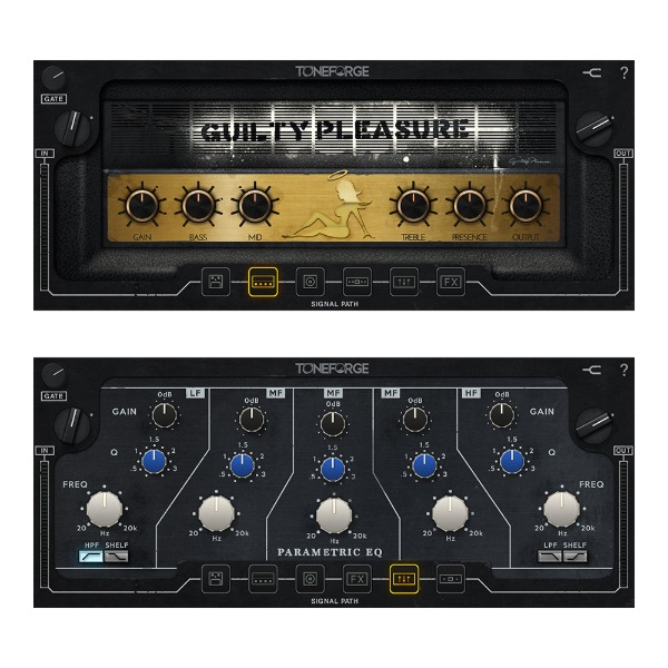 [JST] Toneforge Guilty Pleasure 기타 플러그인 (VST)