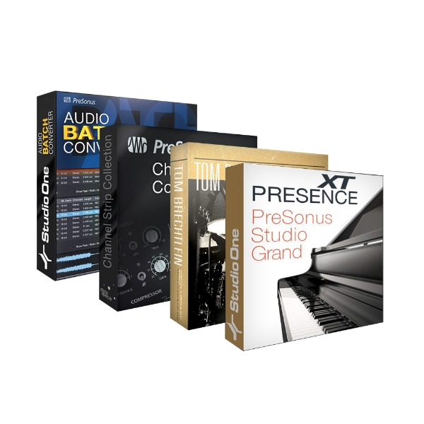 [PRESONUS] Studio One Premium Add-on Bundle 프리소너스 플러그인 (전자배송)